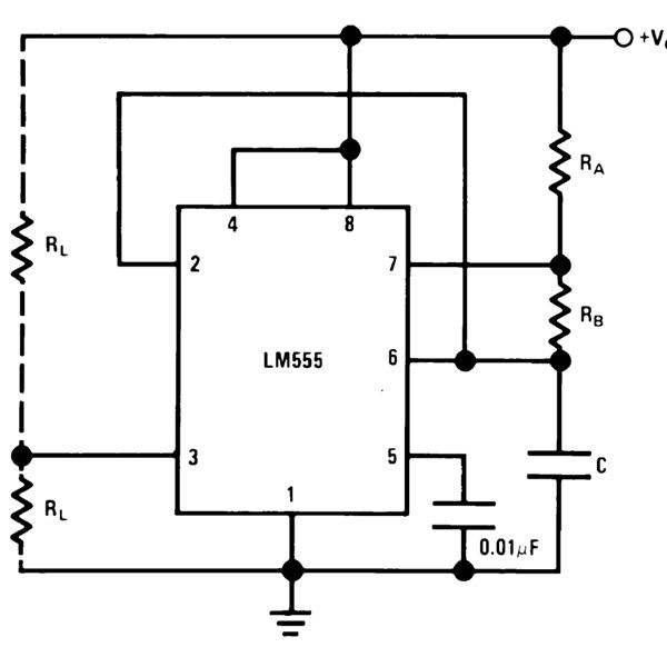 Outstanding Best Of 555 Timer Application Circuits Explained Wiring Cloud Genionhyedimohammedshrineorg