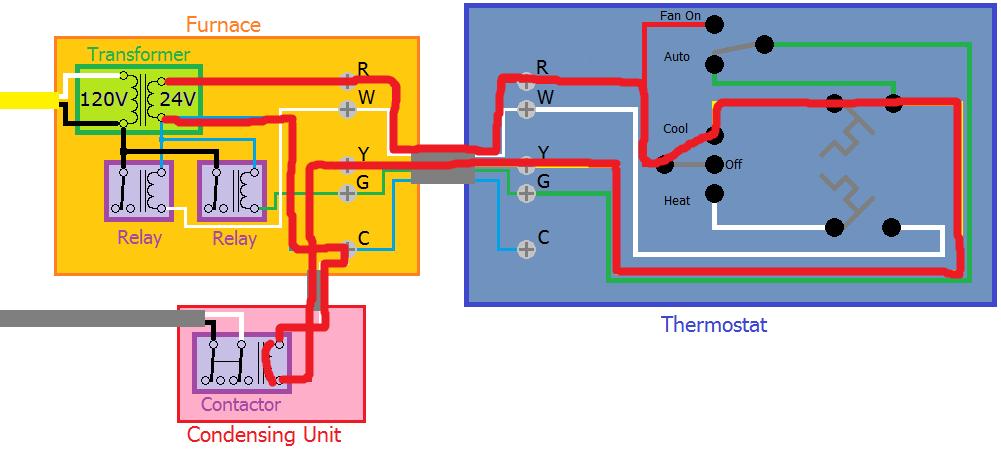 Ss 9296  Transformer Thermostat Wiring Diagram Wiring Diagram
