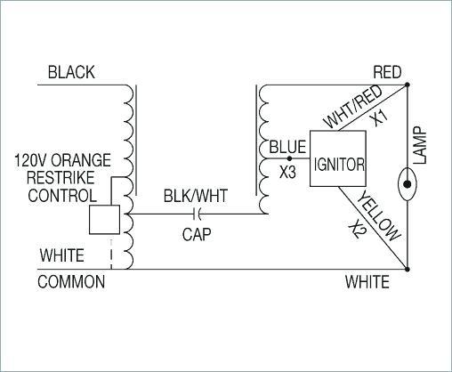 Ge Metal Halide Ballast Wiring Diagram - Wiring Diagram