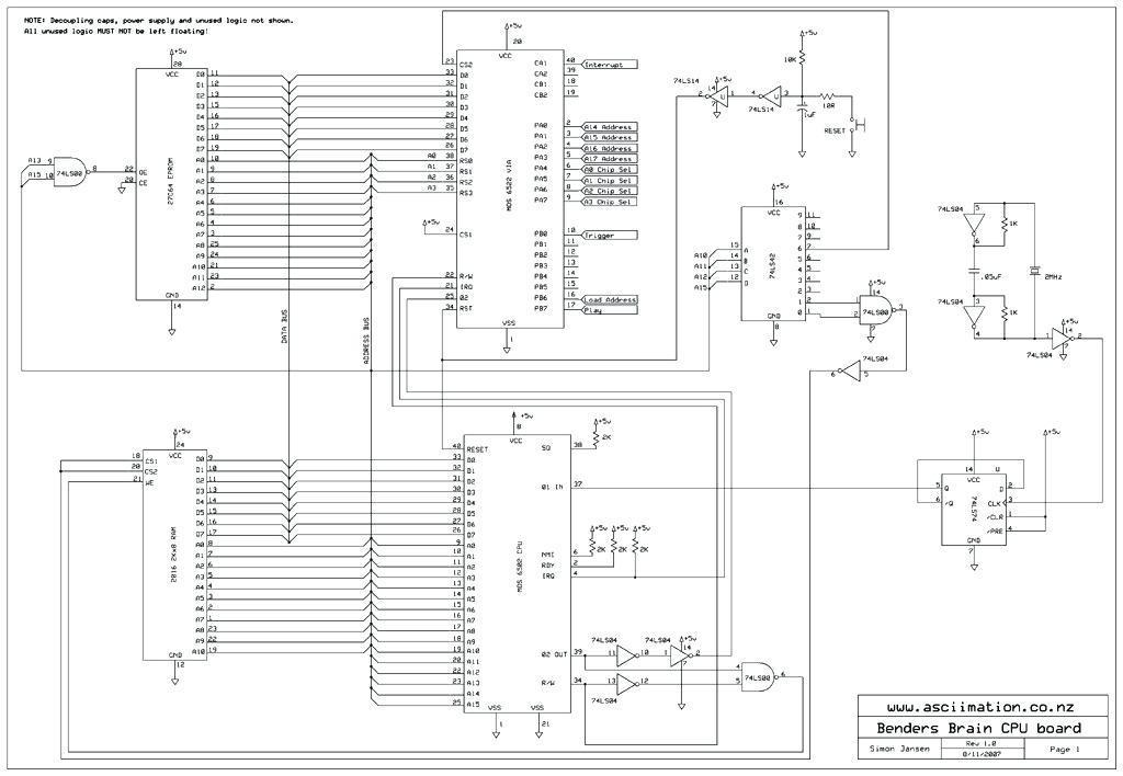 Nortel Wiring Diagram