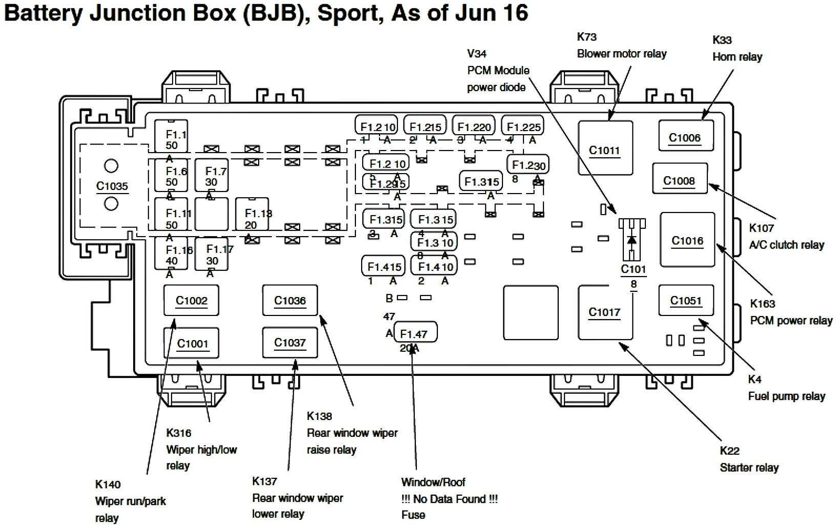 01 Ford Ranger Fuse Box Wiring Diagram Tempo A Tempo A Lastanzadeltempo It