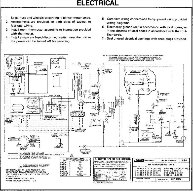lennox heater wiring diagram  alpine wiring harness color