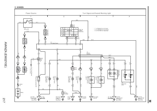 Hl 6826  Wiring Diagram Efi Avanza Download Diagram