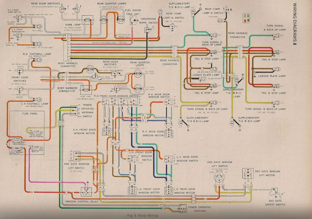 Holden Eh Wiring Diagram