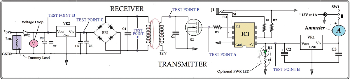 Remarkable Build Your Own Induction Charger Nuts Volts Magazine Wiring Cloud Timewinrebemohammedshrineorg