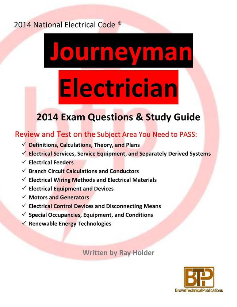 Remarkable 2014 Journeyman Electrician Study Guide Brown Technical Wiring Cloud Waroletkolfr09Org