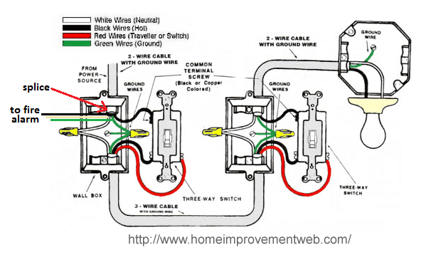 Vc 3877 Hard Wiring Smoke Detectors Diagram Schematic Wiring