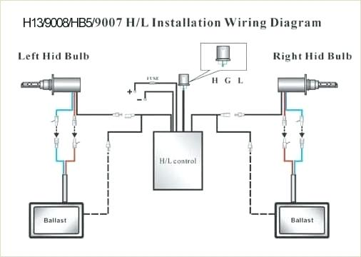 xentec hid wiring diagram  220 to 110 volt motor wiring