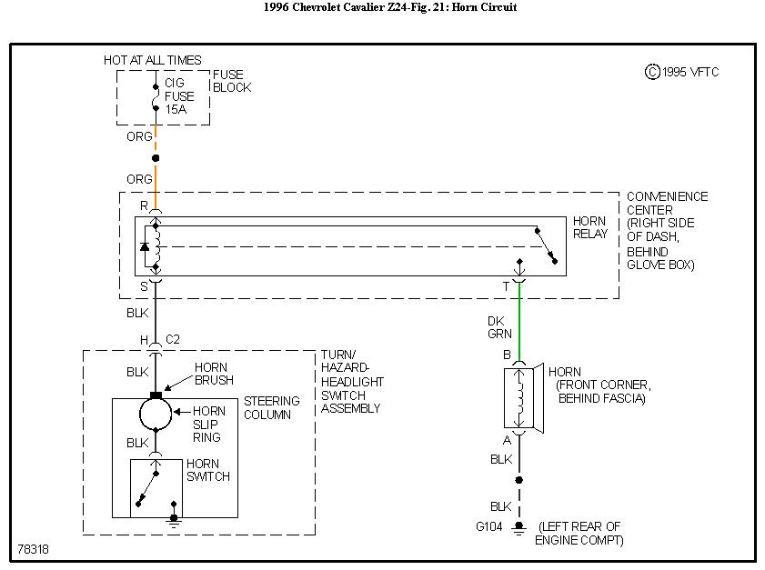 Dt 8748 2000 Chevy Cavalier Z24 Wiring Diagram Schematic Wiring