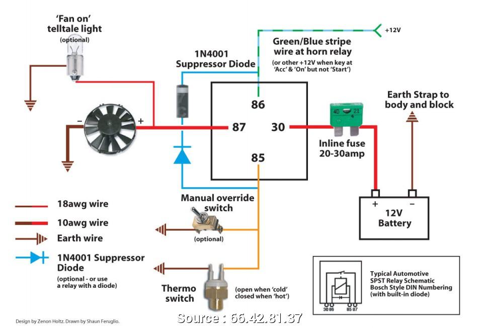 Gx 5086  Wiring Automotive Relay Diagram Wiring Diagram