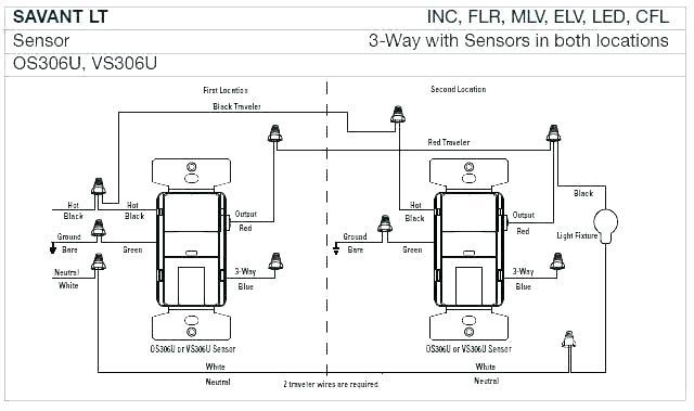 Wiring A Leviton Motion Sensor Light