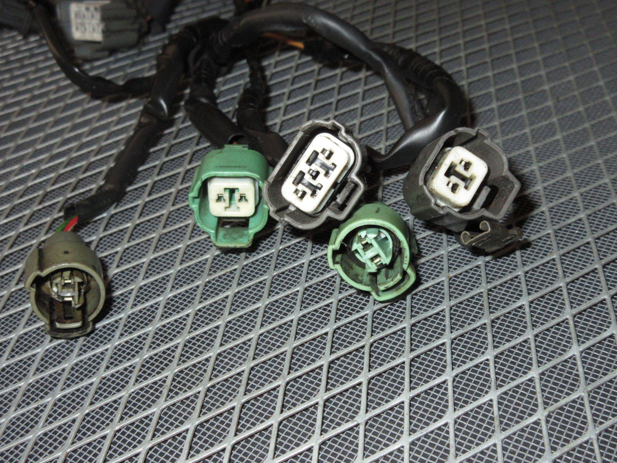 AX_7575] 96 Honda Accord Vtec Wiring Harness Schematic WiringChor Carn Bemua Kicep Capem Mohammedshrine Librar Wiring 101