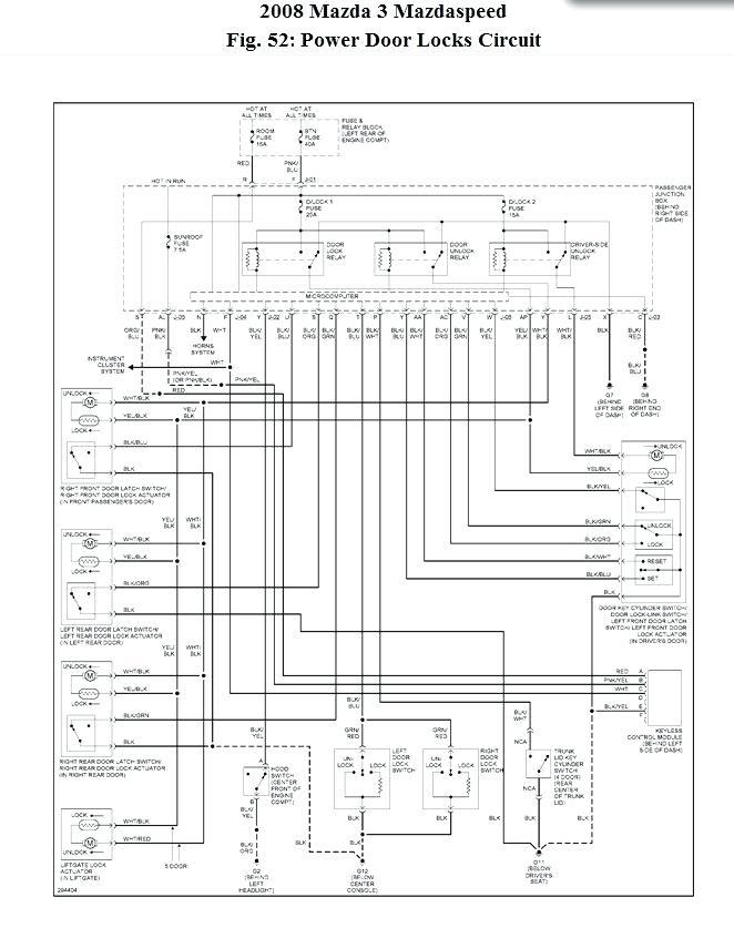 Mazda 3 Wiring Diagram Door Wiring Diagram Productive Productive Zaafran It