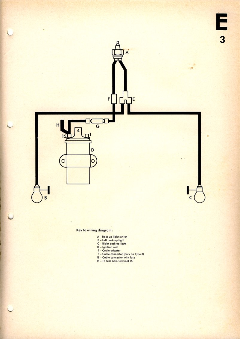 De 5017  Wiring A Reverse Light Schematic Wiring