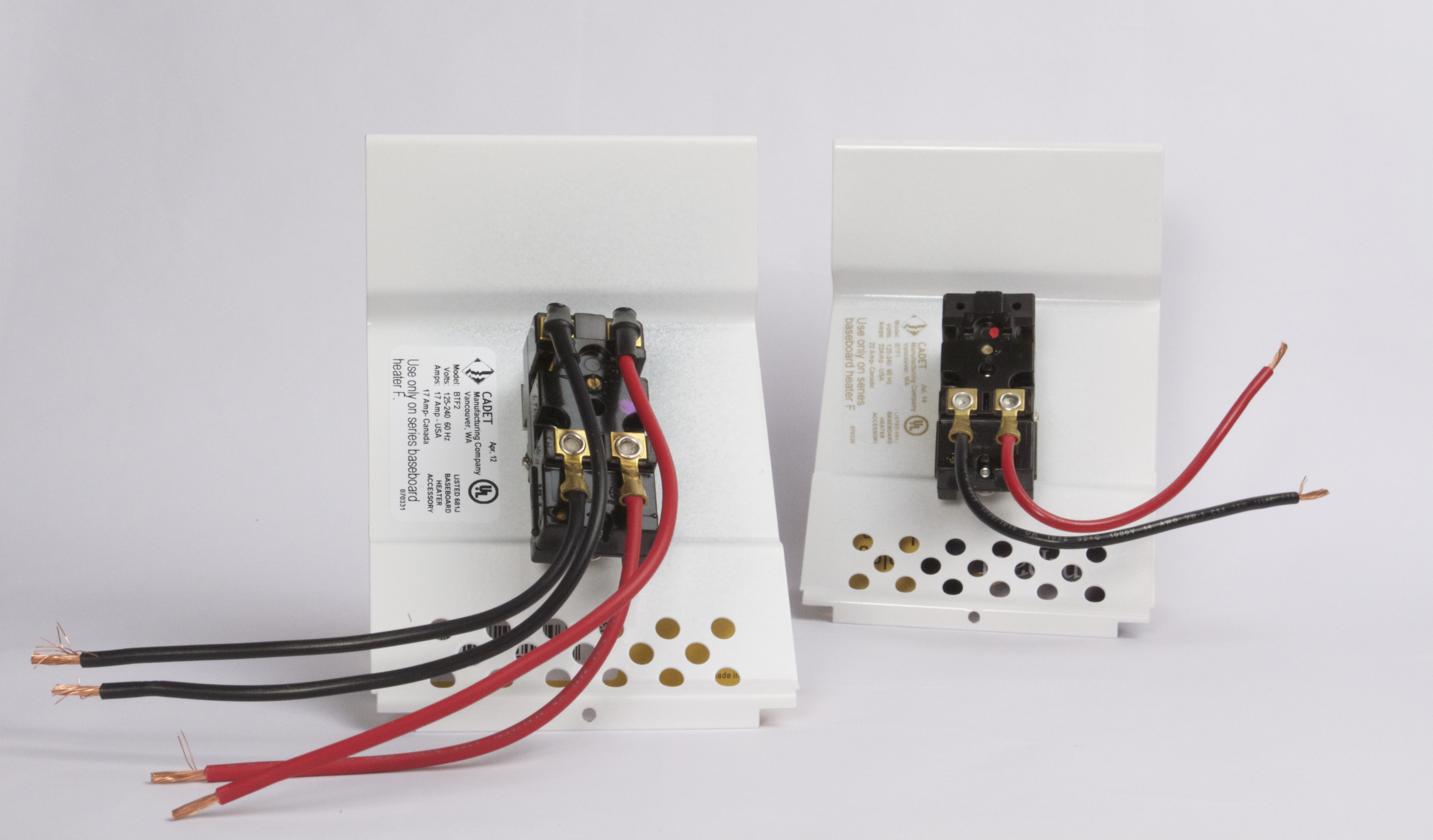 Lx 0899 240v Electric Baseboard Thermostat Question Electrical Diy