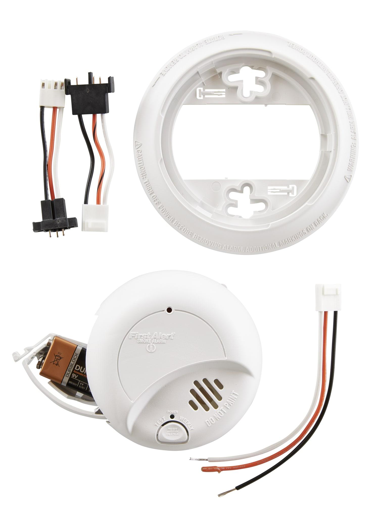 Wiring Diagram Hardwired Smoke Alarms