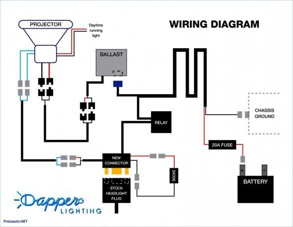 haulmark trailer lights wiring diagram  simple two light