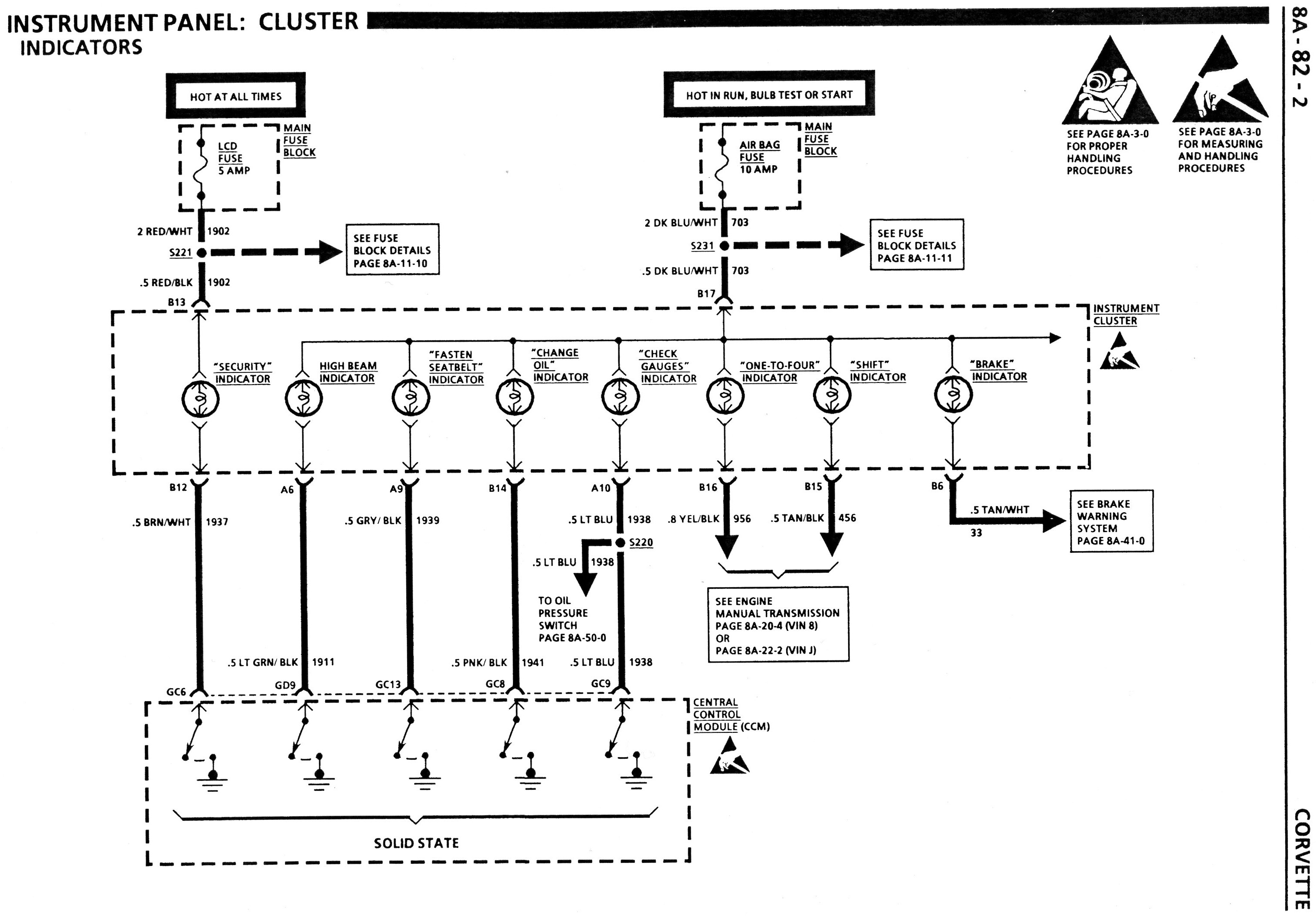 94 Corvette Wiring Diagram Wiring Diagram Search A Search A Lechicchedimammavale It