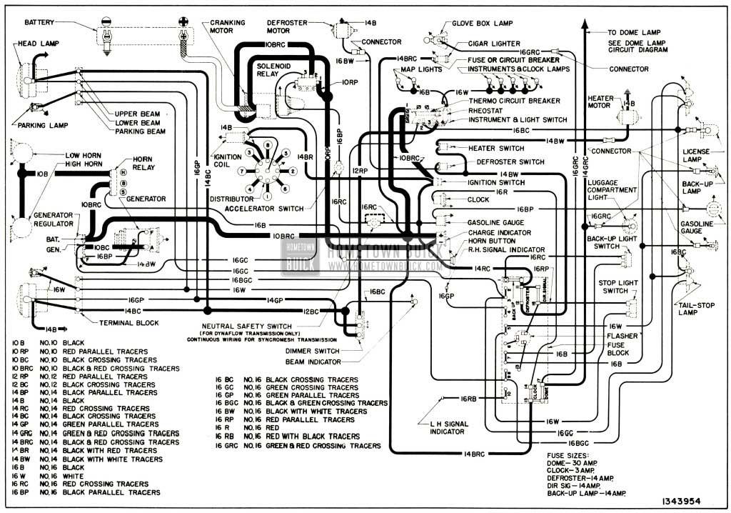 At 2883  Buick Electra Wiring Diagram Free Diagram