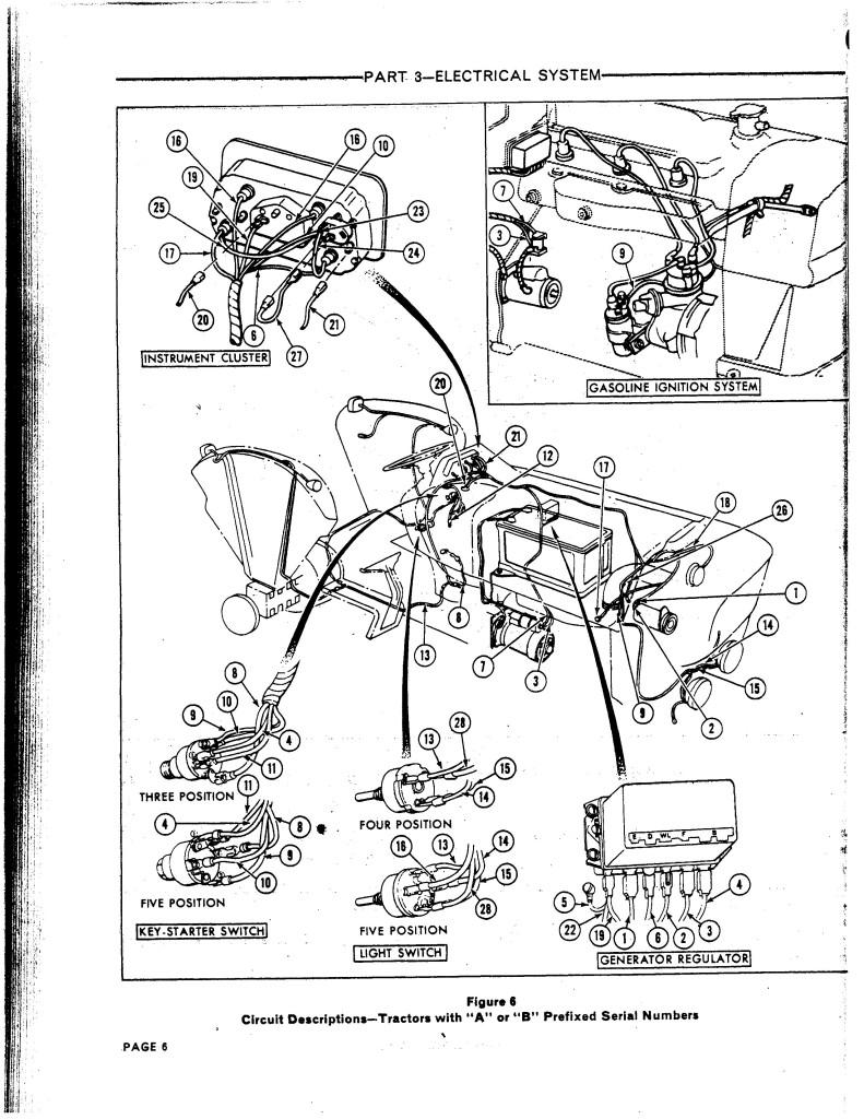 RG_8660] Ford 2000 Diesel Tractor Wiring DiagramStica Rmine Hendil Mohammedshrine Librar Wiring 101
