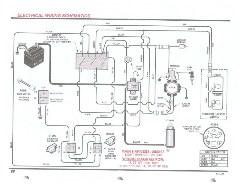 Briggs And Stratton Wiring Harness Diagram - Wire Diagram For 2004 Mustang  Gt for Wiring Diagram SchematicsWiring Diagram Schematics