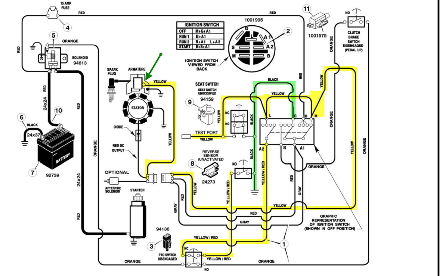 18 Hp Vanguard Engine Wiring Diagram