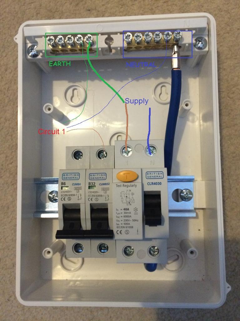 Sensational Garage Fuse Box Wiring Diagram Wiring Diagram M6 Wiring Cloud Gufailluminateatxorg
