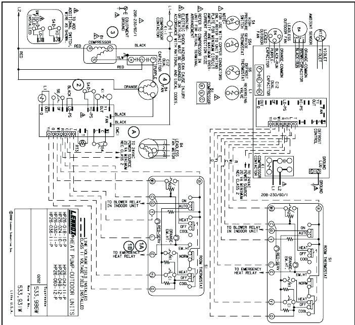 Super Lennox Ac Unit Wiring Diagram Dimensions Central Reviews 5 Ton Wiring Cloud Itislusmarecoveryedborg
