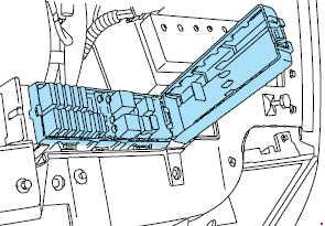 2000 Mercury Sable Fuse Box Diagram - Wiring Diagram Schemas