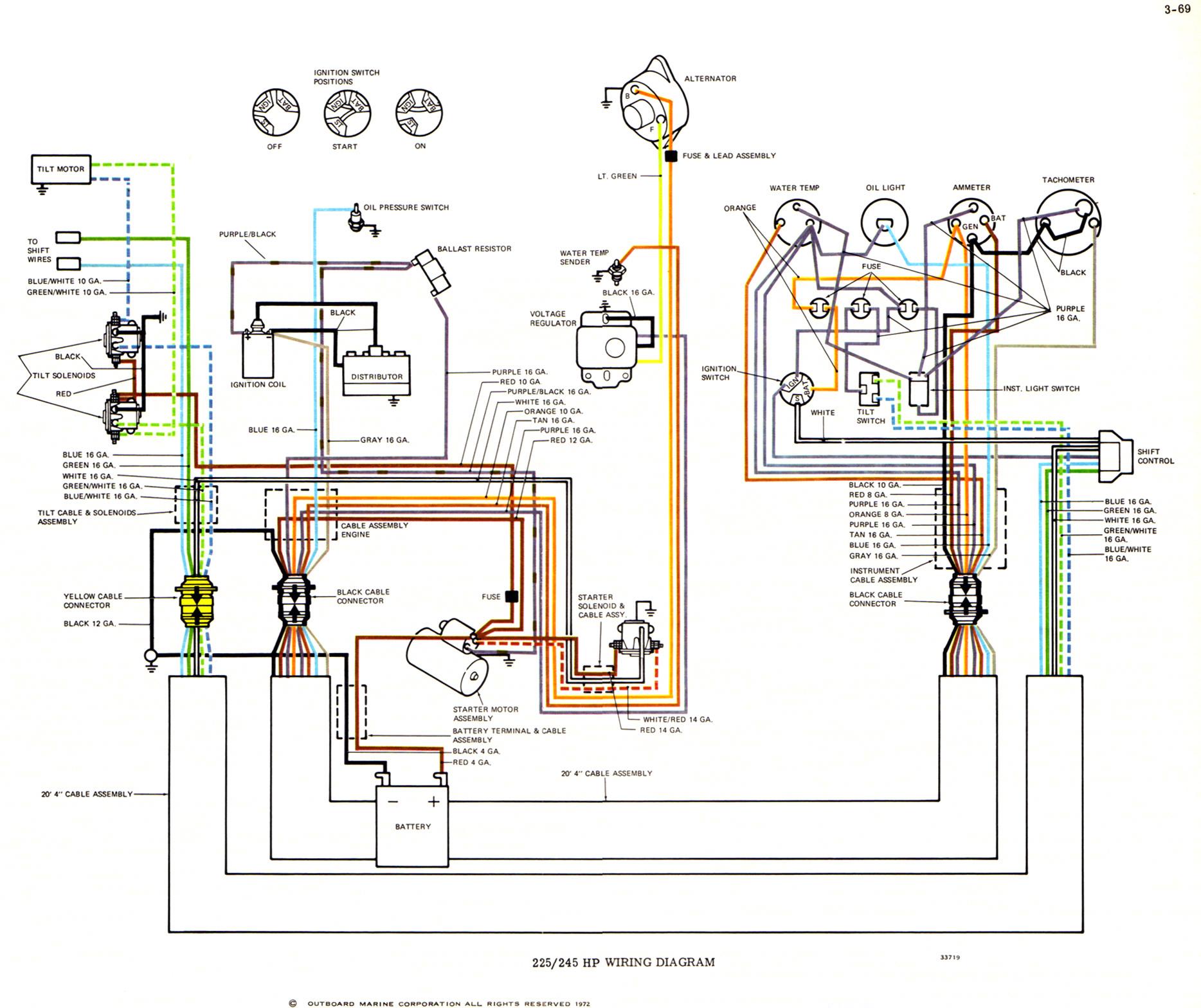 Marvelous 0583653 Omc Wiring Diagram Wiring Diagram Wiring Cloud Lukepaidewilluminateatxorg