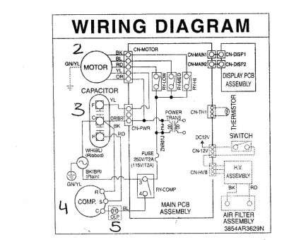 ac electrical wiring diagrams hw 3954  window ac capacitor wiring diagram schematic wiring  window ac capacitor wiring diagram