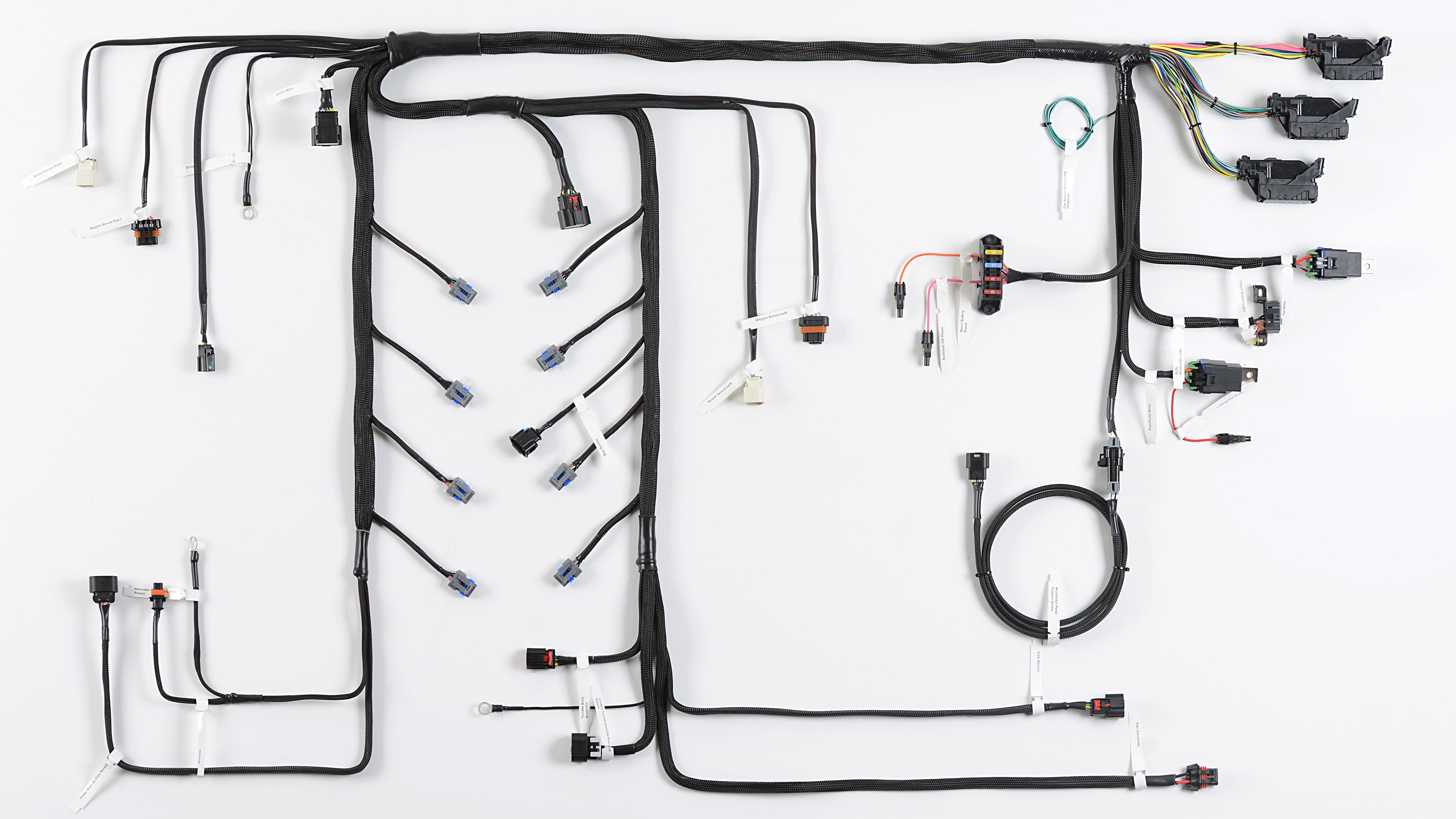 Miraculous Wire It Up Ls Swap Harness Options On A Budget Wiring Cloud Itislusmarecoveryedborg
