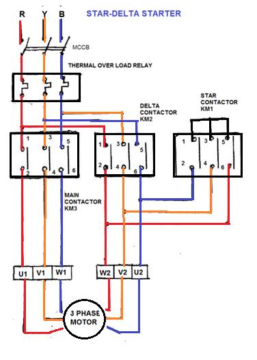 Wondrous Wiring Diagram Star Delta Starter Basic Electronics Wiring Diagram Wiring Cloud Xempagosophoxytasticioscodnessplanboapumohammedshrineorg