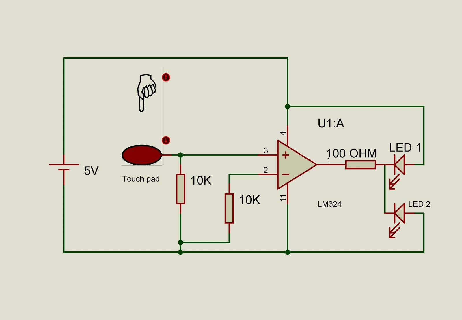 Enjoyable Operational Amplifier Why Is My Circuit Not Working Electrical Wiring Cloud Faunaidewilluminateatxorg