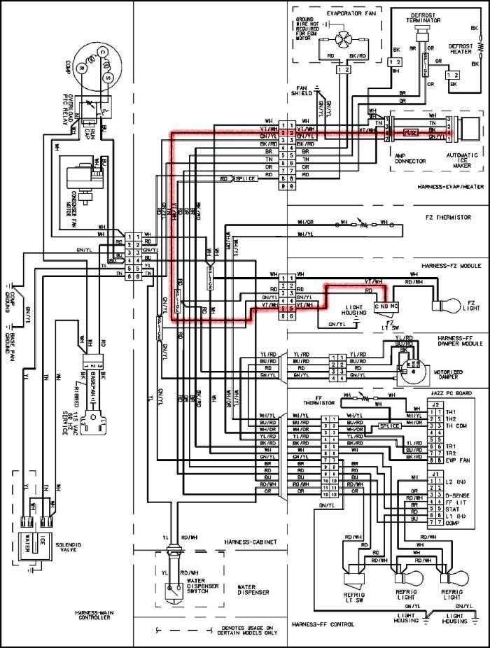 [TVPR_3874]  Wiring Diagram For Ge Ice Maker - 2008 Subaru Legacy Stereo Wiring Diagram  for Wiring Diagram Schematics | Wiring Diagram For Ge Ice Maker |  | Wiring Diagram Schematics