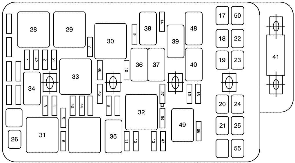Awe Inspiring 2011 Chevrolet Malibu Fuse Box Wiring Diagram Library Wiring Cloud Waroletkolfr09Org