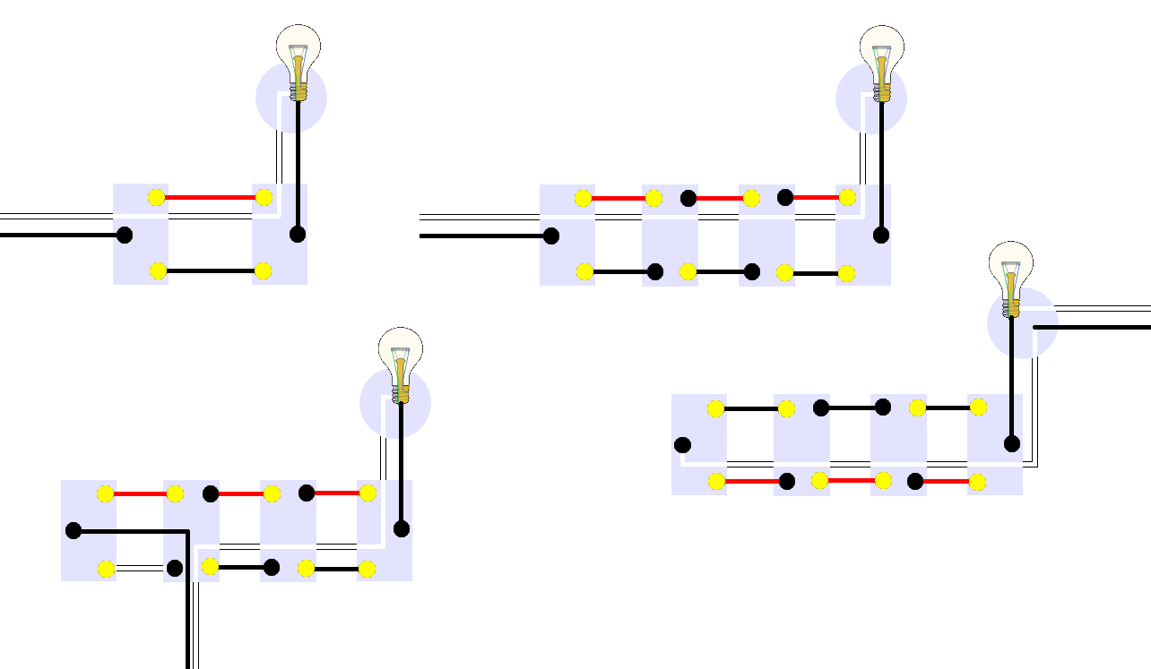 Br 2813 Wiring 3 Switches In 1 Box