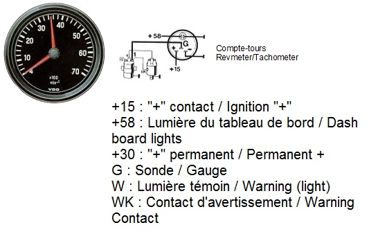 Nn 1360 Tach Wiring Diagram Images Gallery Wiring Diagram
