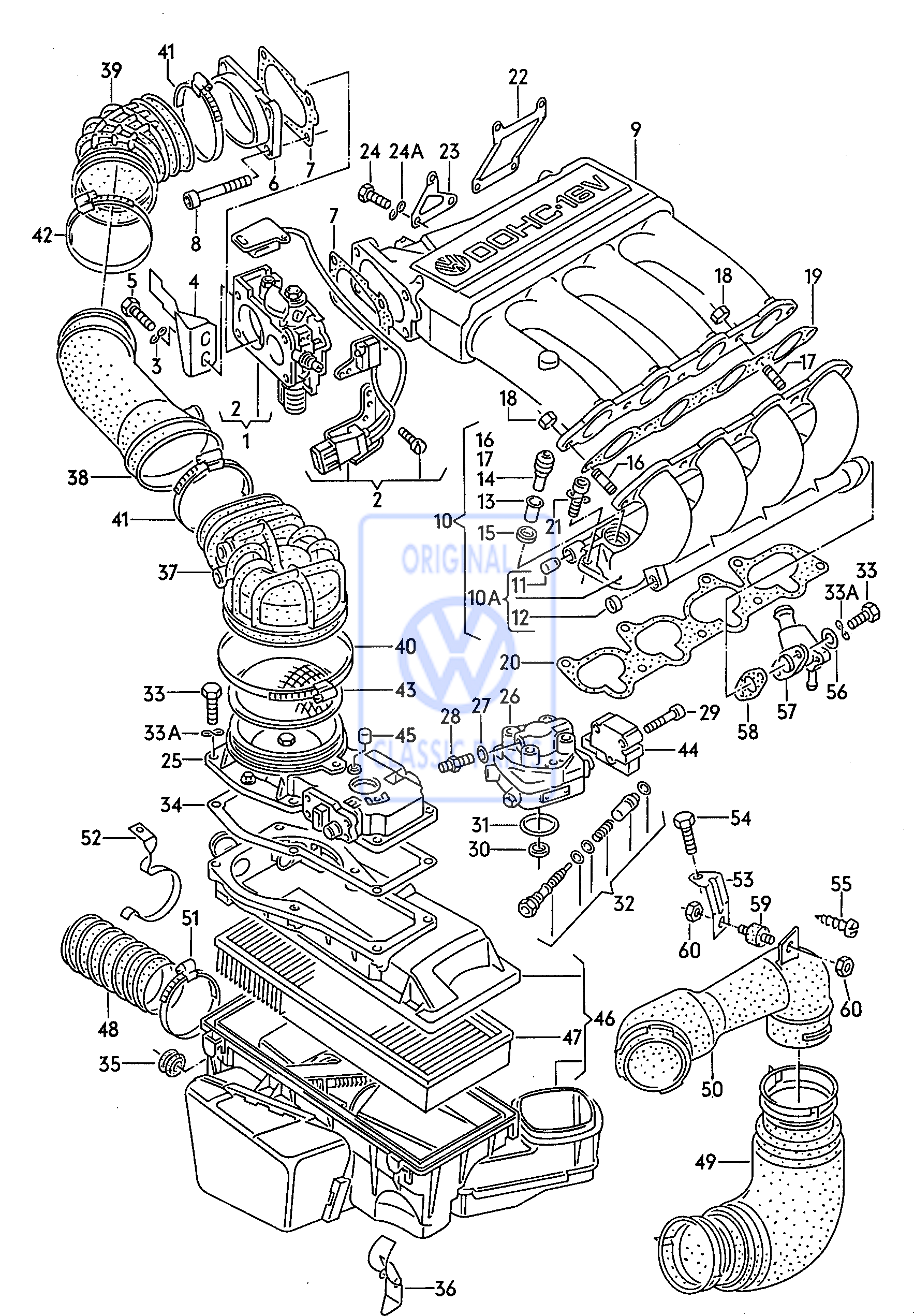 Vw Golf Gti Mk2 Wiring Diagram