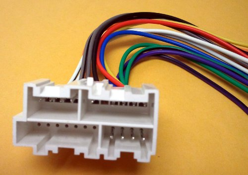 Marvelous Gm Radio Wiring Harness Basic Electronics Wiring Diagram Wiring Cloud Timewinrebemohammedshrineorg