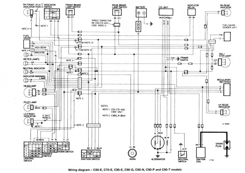 [SCHEMATICS_4ER]  FZ_6650] And Diagram Useful Honda Just Picture The Of Diagram E C90Zz Wiring  N Schematic Wiring | Honda C90 Wiring Diagram |  | Abole Xeira Mohammedshrine Librar Wiring 101