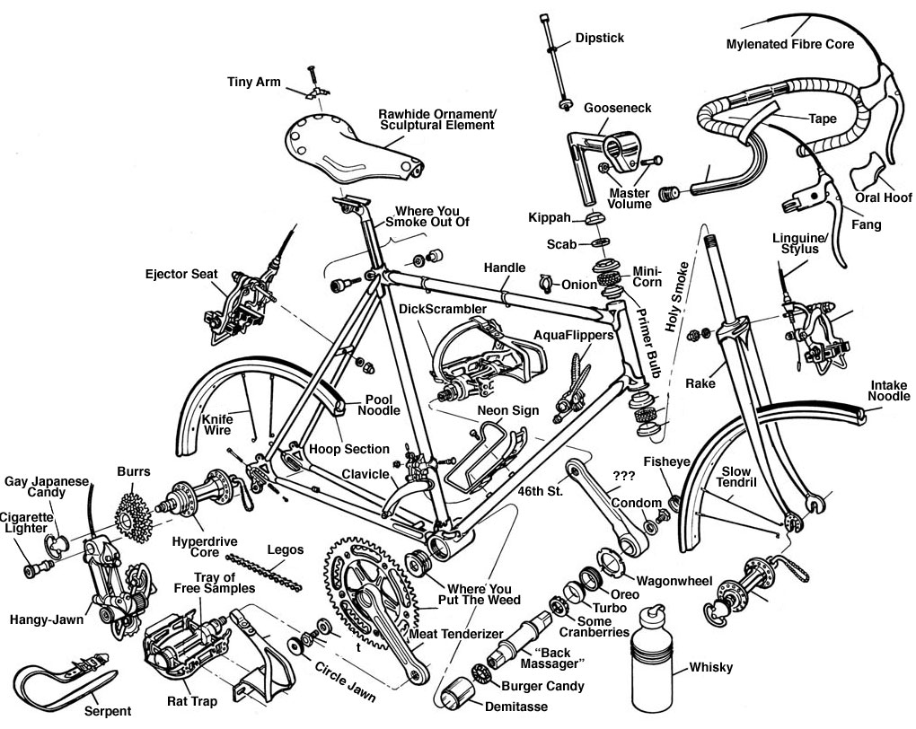 Excellent Where Can I Find A Diagram Of All The Parts On A Mountain Bike Mtb Wiring Cloud Onicaalyptbenolwigegmohammedshrineorg