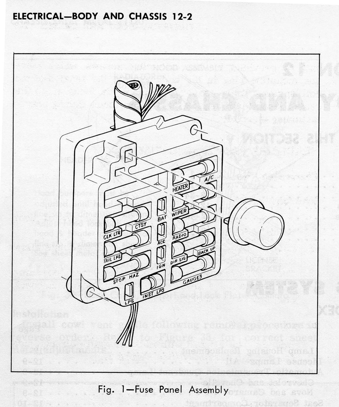 ZN_0741] 67 Camaro Fuse Box Housing Wiring DiagramGreas Knie Elec Mohammedshrine Librar Wiring 101