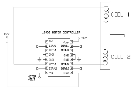 Kg 7024 6 Wire Stepper Motor Controller Wiring Diagram