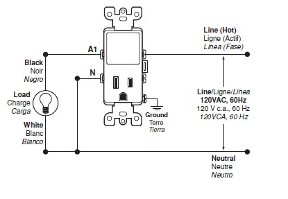 Enjoyable Wiring For The T5225 Switch Leviton Online Knowledgebase Wiring Cloud Xortanetembamohammedshrineorg