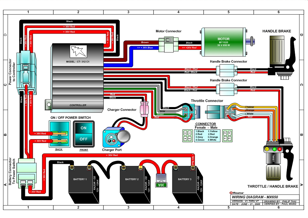 VF_1099] Razor 650 Electric Wiring Diagram Wiring Diagram | Www Planet E Bike Wiring Diagram |  | Norab Over Heeve Mohammedshrine Librar Wiring 101