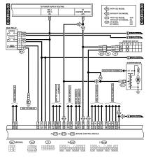 Stupendous Subaru Legacy Wiring Diagram And Engine Electrical System 2001 Wiring Cloud Monangrecoveryedborg