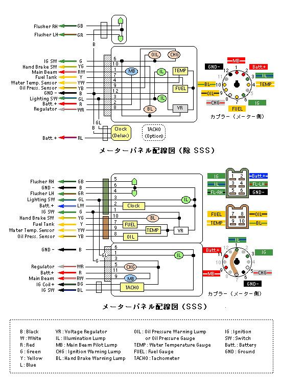 Diagram Nl 5011 Datsun 1600 Wiring Diagram Schematic Wiring