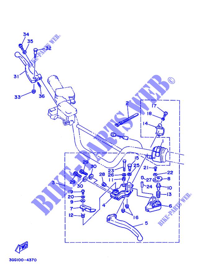 Yx 6172  Yfz350 Wiring Diagram Cdi Wiring Diagram