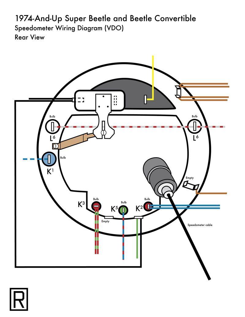 Vw Speedometer Wiring Diagram | wiring diagram B71 solution | Speedometer Wiring Diagram |  | valley.pistaciclabilealpeadria.it